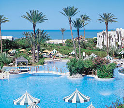 El Hotel LTI Djerba Holiday Beach 4 *