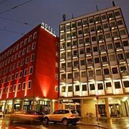 Exterior view CITYHOTEL AM THIELENPLATZ Fotos