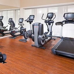 Fitness room Four Points by Sheraton Central Fotos