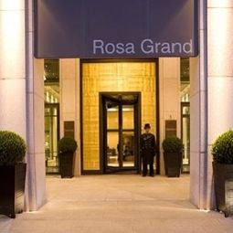 Vue extrieure Starhotels Rosa Grand Fotos