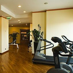 Remise en forme Starhotels Rosa Grand Fotos