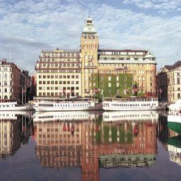 Stockholm Radisson Blu Strand Hotel Estocolmo 