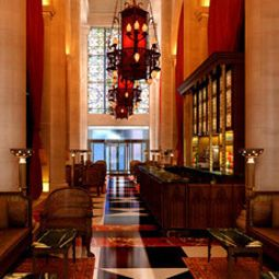 Hall Le Parker Meridien New York Fotos
