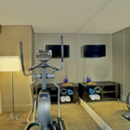Wellness/fitness area PALOMAR WASHINGTON DC A KIMPTON HOTEL Fotos