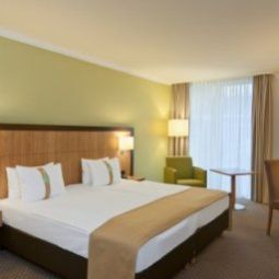 Chambre Holiday Inn DSSELDORF AIRPORT - RATINGEN Fotos