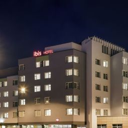 ibis Nuernberg City am Plaerrer Norimberga 