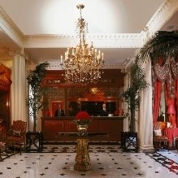 Halle The Chesterfield Mayfair Red Carnation Hotel Fotos