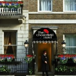 Außenansicht The Chesterfield Mayfair Red Carnation Hotel Fotos