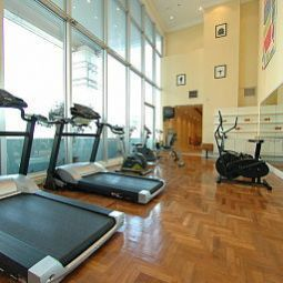 Fitness room Riverside Majestic Hotel Fotos