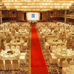 Banqueting hall Riverside Majestic Hotel Fotos