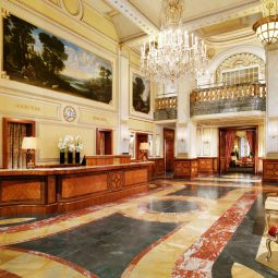Hall Imperial Wien Luxury Collection Fotos