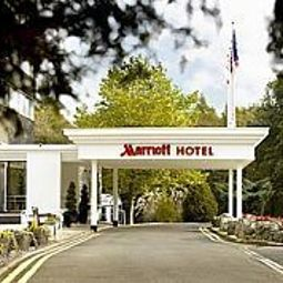 Newcastle Marriott Hotel Gosforth Park Newcastle Upon Tyne 