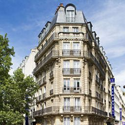 Exterior view Timhotel Montparnasse Fotos