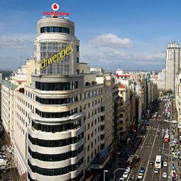 Vincci Capitol Madrid 