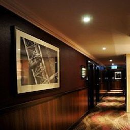 Vista all'interno DoubleTree by Hilton London Marble Arch Fotos