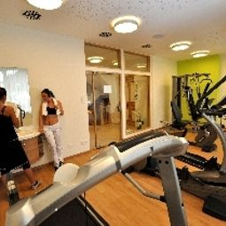 Sala fitness Bercher Fotos