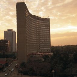 Exterior view Crowne Plaza HARARE-MONOMOTAPA Fotos