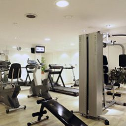Wellness/Fitness Mercure Hotel Hannover City Fotos