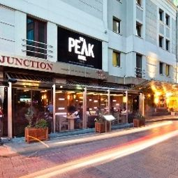 the Peak Hotel Istanbul Tepebasi