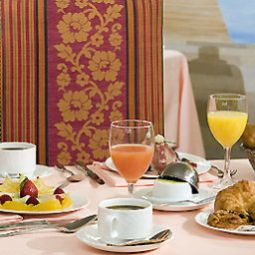 Breakfast room within restaurant Hotel Rotary Geneva - MGallery Collection Fotos