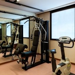 Fitness Sheraton Padova Conference Center Fotos
