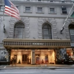 The Roosevelt Hotel New York City Nowy Jork Midtown