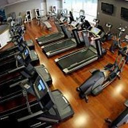Fitness The Westin Zagreb Fotos