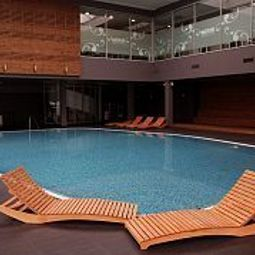 Piscina The Westin Zagreb Fotos