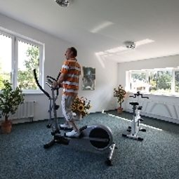 Fitness room Seeblick Fotos