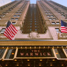 Warwick New York Hotel Нью-Йорк