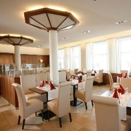 Breakfast room within restaurant Zum Schiff Flair Hotel Fotos