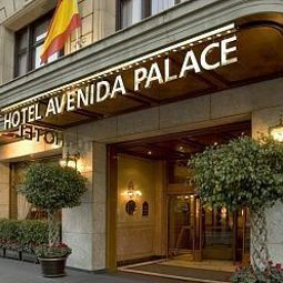 Husa Avenida Palace Barcellona Centro