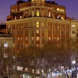 Le Meridien Barcelona Barcellona Ramblas
