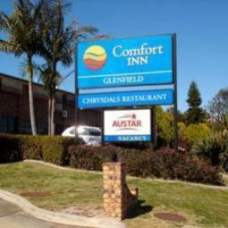  Comfort Inn Glenfield Fotos