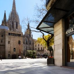 Colon Barcellona Gothic Quarter