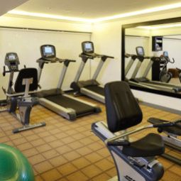 Wellness/fitness Beverly Hills Plaza Hotel Fotos