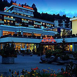 Europa St. Moritz  Champfer