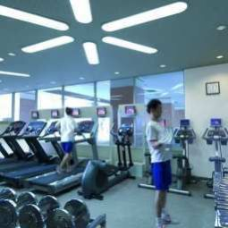 Wellness/fitness Hilton Osaka Fotos