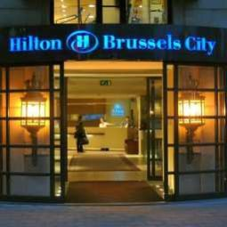 Vue extrieure Hilton Brussels City Fotos