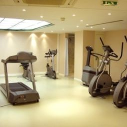 Wellness/fitness area Crowne Plaza TOULOUSE Fotos