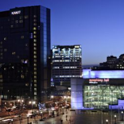 Hyatt Regency Birmingham Birmingham 