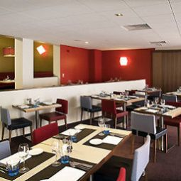 Frhstcksraum im Restaurant Novotel York Centre Fotos