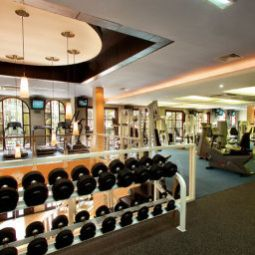Wellness/Fitness Crowne Plaza JAKARTA Fotos