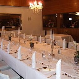 Salle de banquets Ndinger Hof Fotos