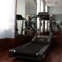 Sala fitness Best Western Atlantic Fotos