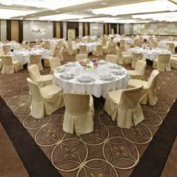 Sala de banquetes Hilton Berlin Fotos