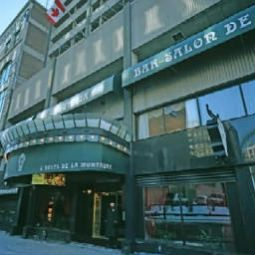 Hotel de la Montagne Montral (Quebec)