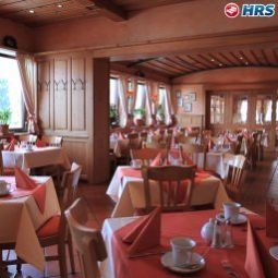 Salle du petit-djeuner situe dans le restaurant Comfort Hotel am Medienpark Fotos