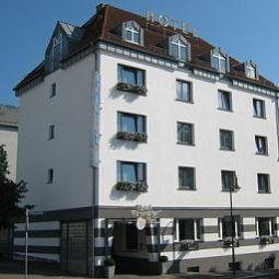 Cityhotel Hessischer Hof Fulda Zentrum