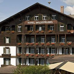 Sporthotel Wildstrubel  